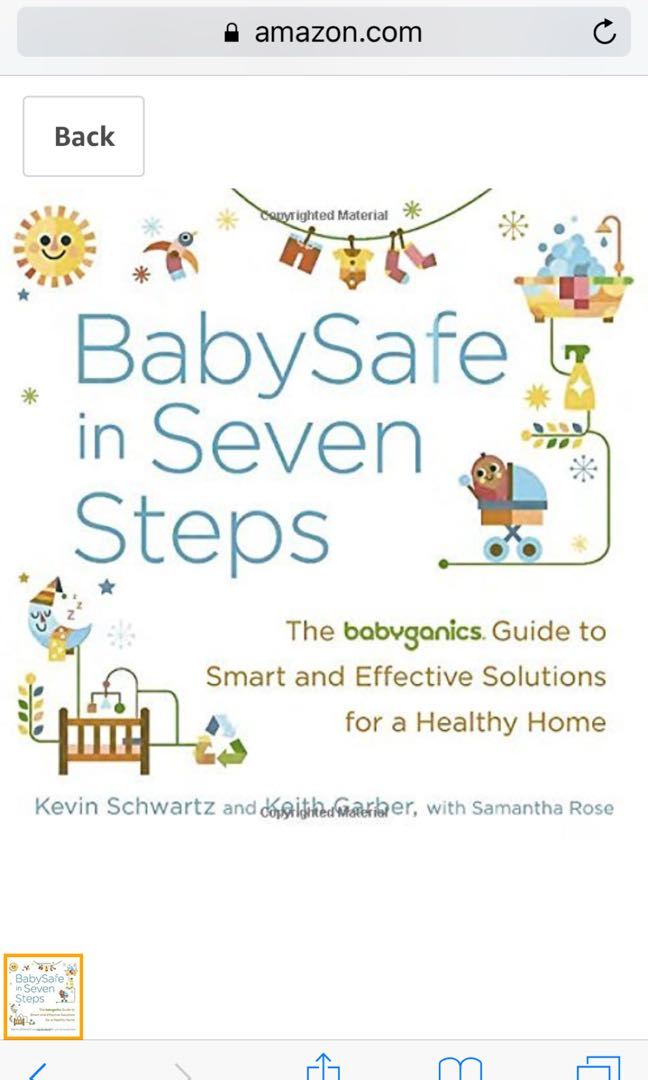The BabyGanics Guide to Smart and Effective Solutions for a Healthy Home