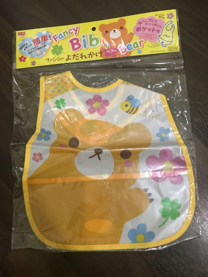 Bib for baby ( new )