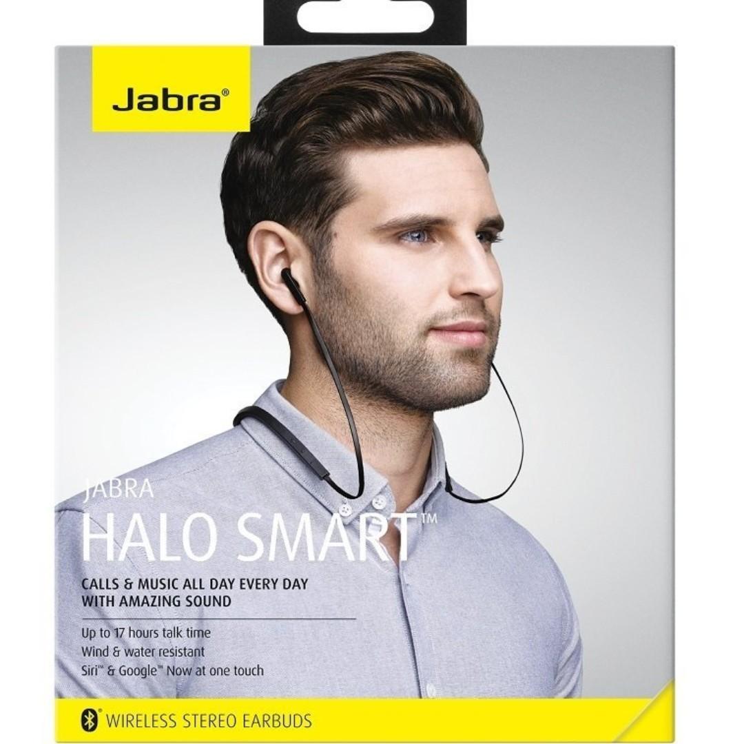 BNIB Brand new in box - Jabra Halo Smart Bluetooth Headset - unopened   Fixed Price
