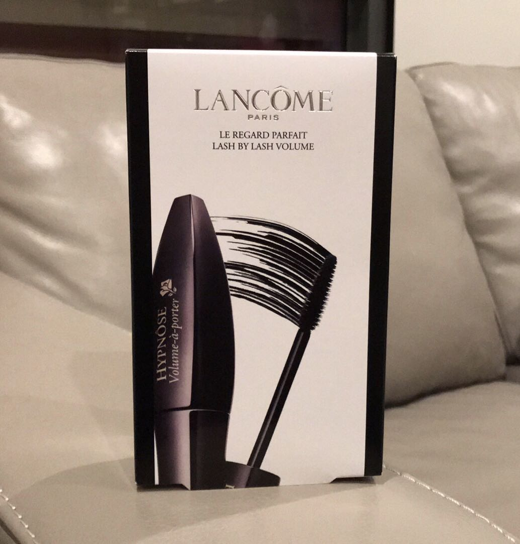BRAND NEW Lancôme Lash by Lash Volume Gift Set