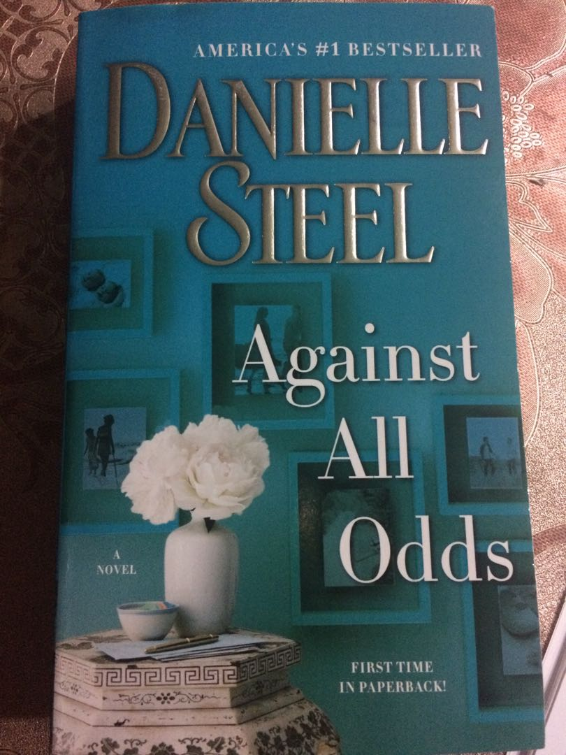 DANIELLE STELLA AGAINST ALL ODDS, Books & Stationery
