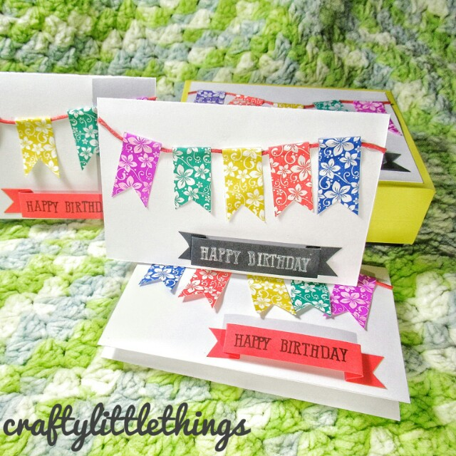 Handmade Birthday Gift Card Set Design Craft Handmade Goods
