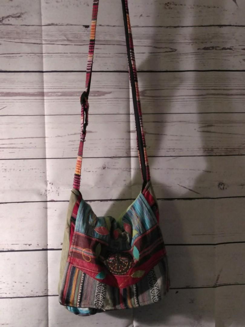 Hippy purse