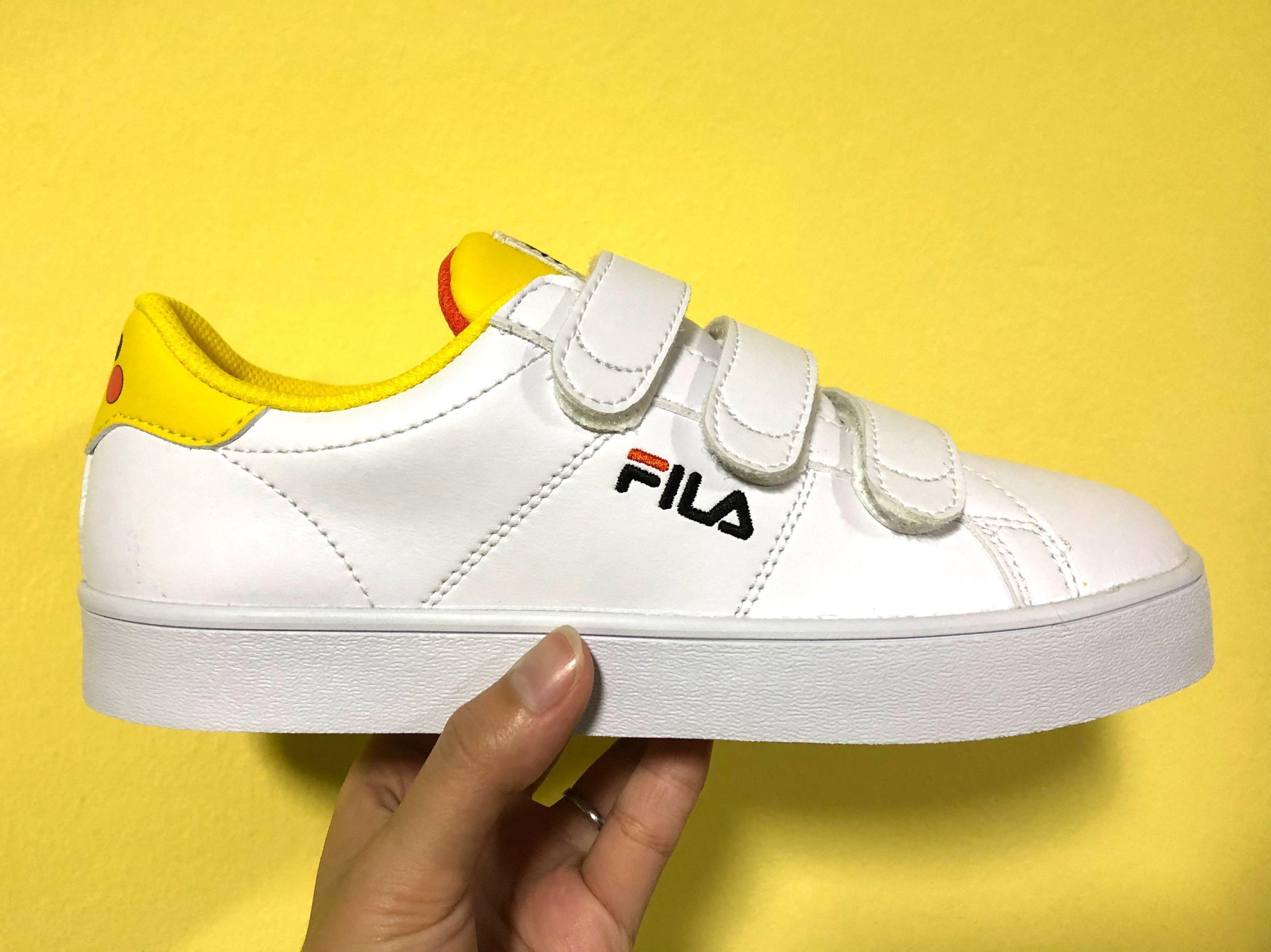 pokemon fila shoes