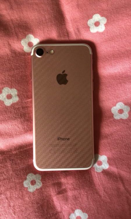 iphone 7 128G rose gold