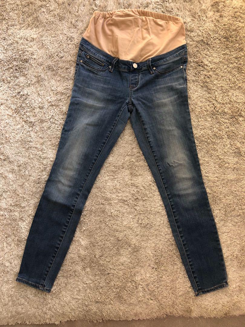 Jeanswest 7/8 Maternity Jeans size 8