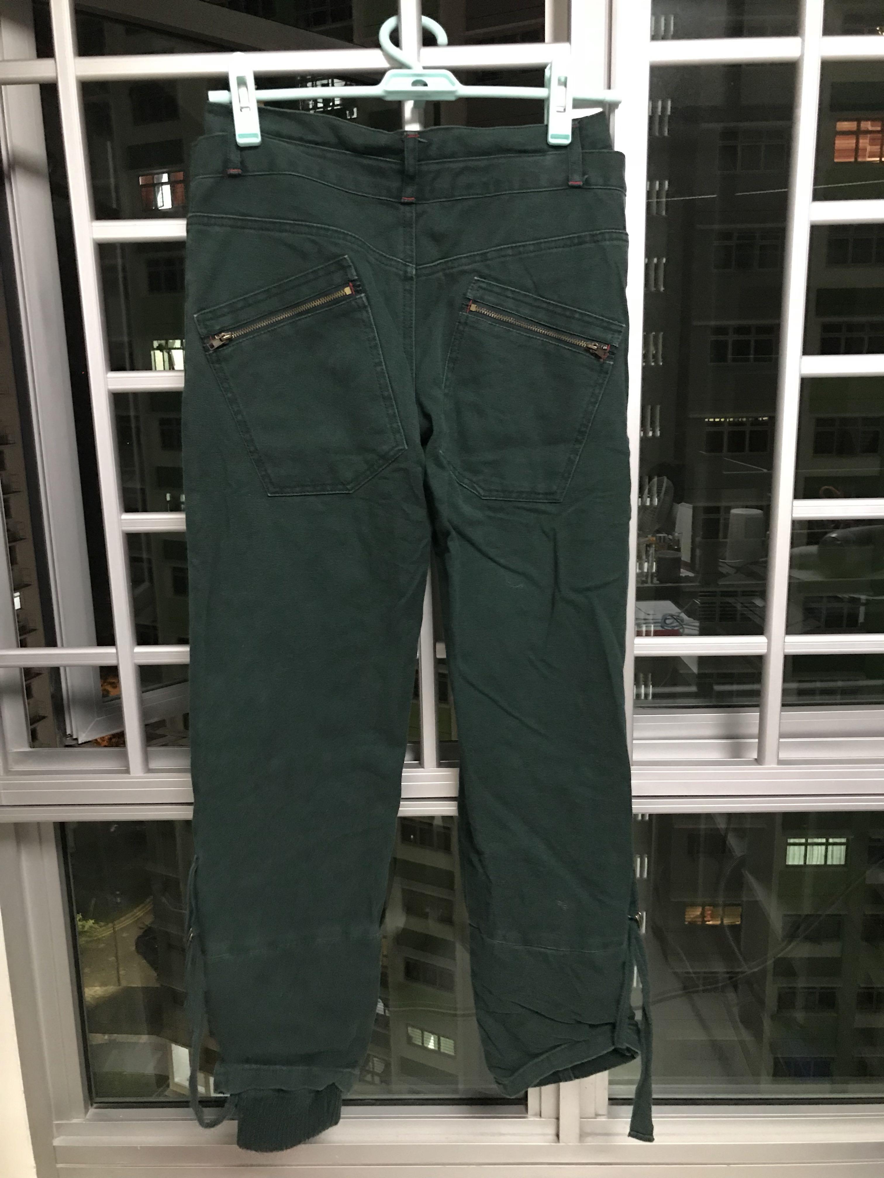 Ladies long pants