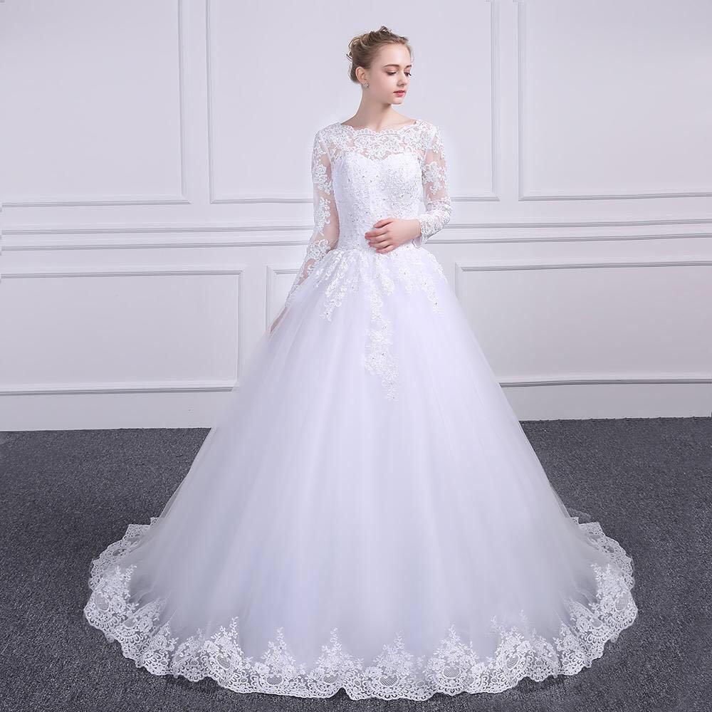 14552637bdf1 Ball Gown Wedding Dresses 2018 For Sale Online - Ericdress.com