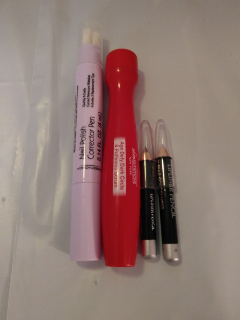 Lot of 4 beauty products