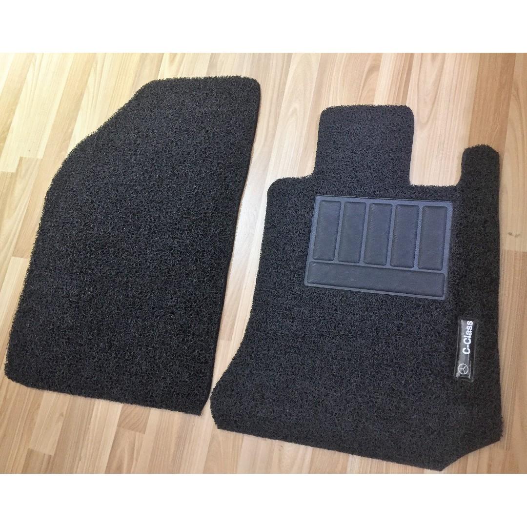 itm clk floor mats mercedes ebay carpet floors benz