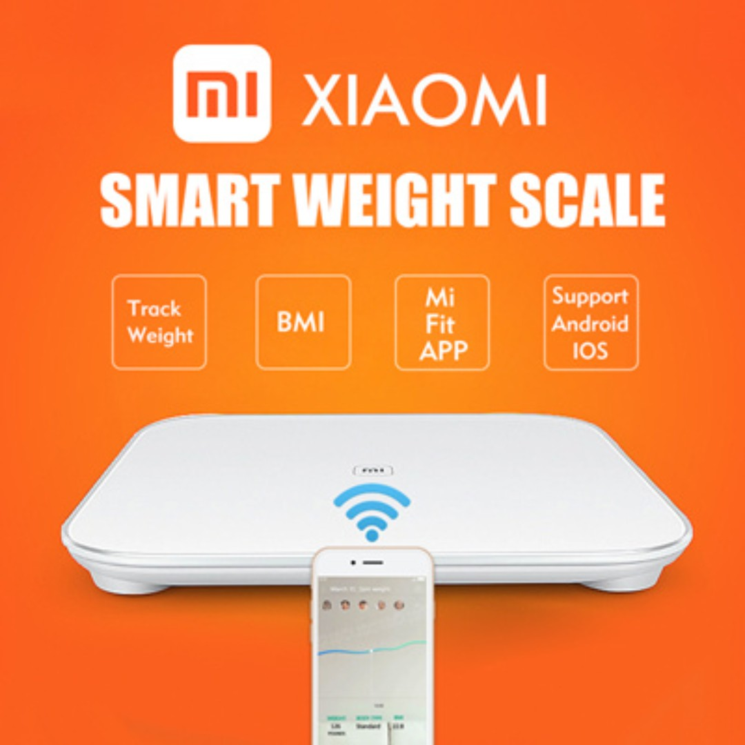 Mi Smart Scale // Free Qxpress Delivery, Electronics, Others