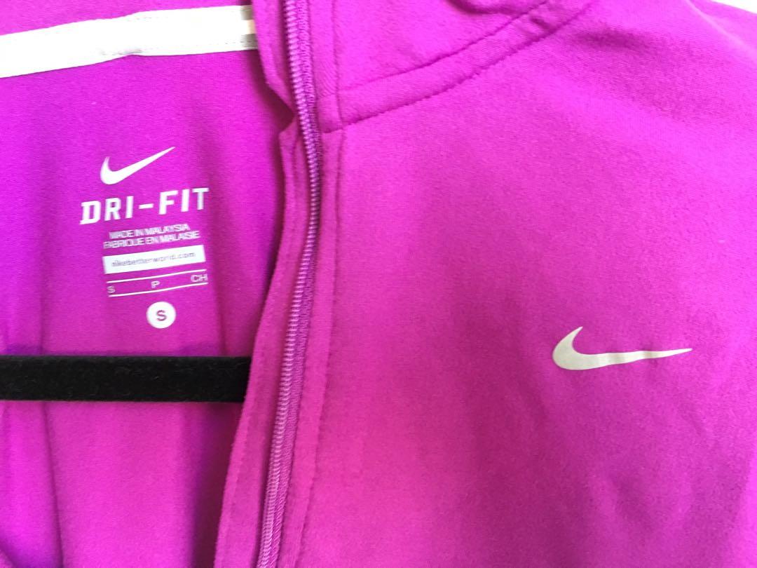 Nike Half-Zip Long Sleeve