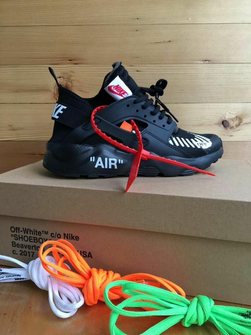 7add3a7ecb26 Nike Huarache x Off white