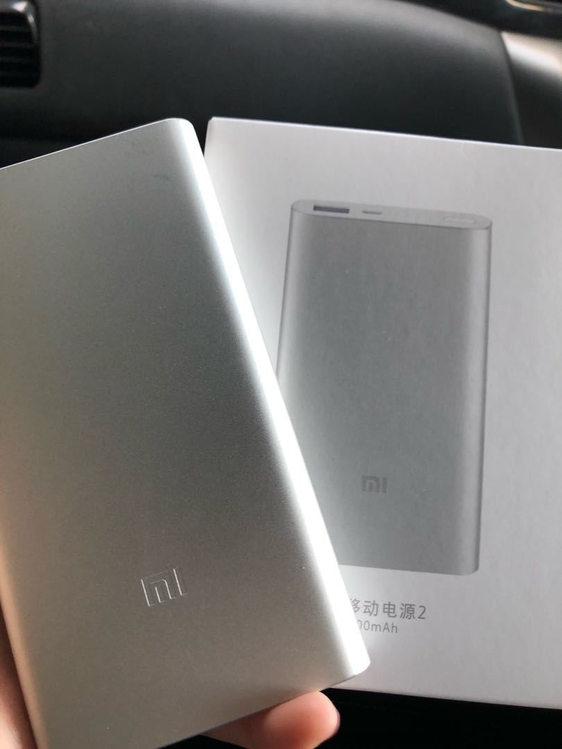Original Authentic Xiaomi Powerbank 10000mah Mobiles Tablets Mobile Tablet Accessories On Carousell
