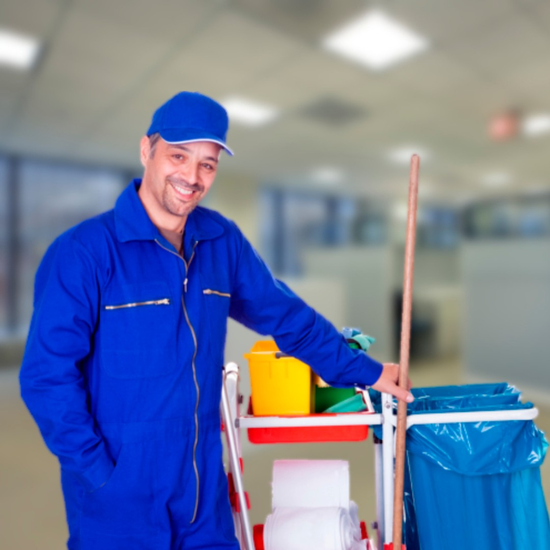 Part time cleaners needed (6 days- 8.30 am to 12 pm)
