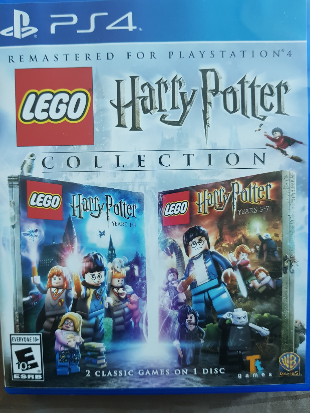 PS4 game Harry Potter