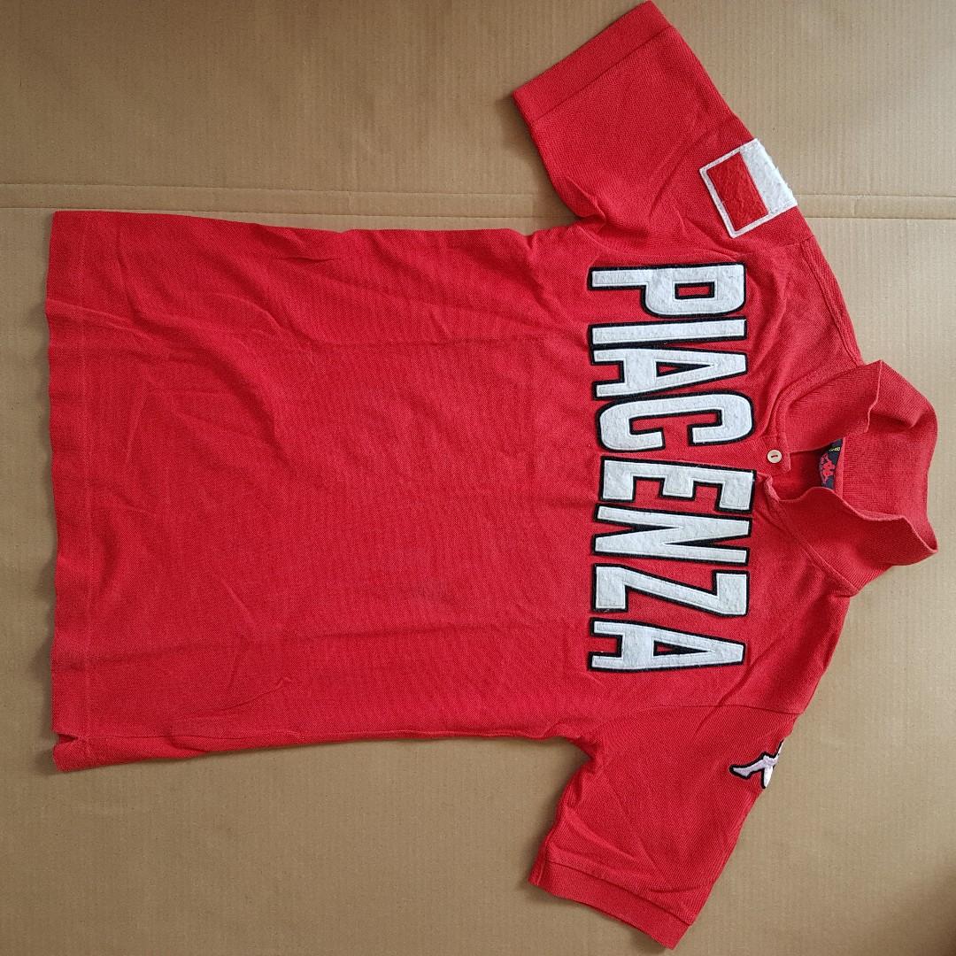 najnowsza kolekcja na sprzedaż online w magazynie Retro Wear, Rare KAPPA Designer Polo Shirt, PIACENZA Design, Limited  Edition, Made in ITALY, Red Color, Kappa Collectables, Kappa Sportswear, an  old ...