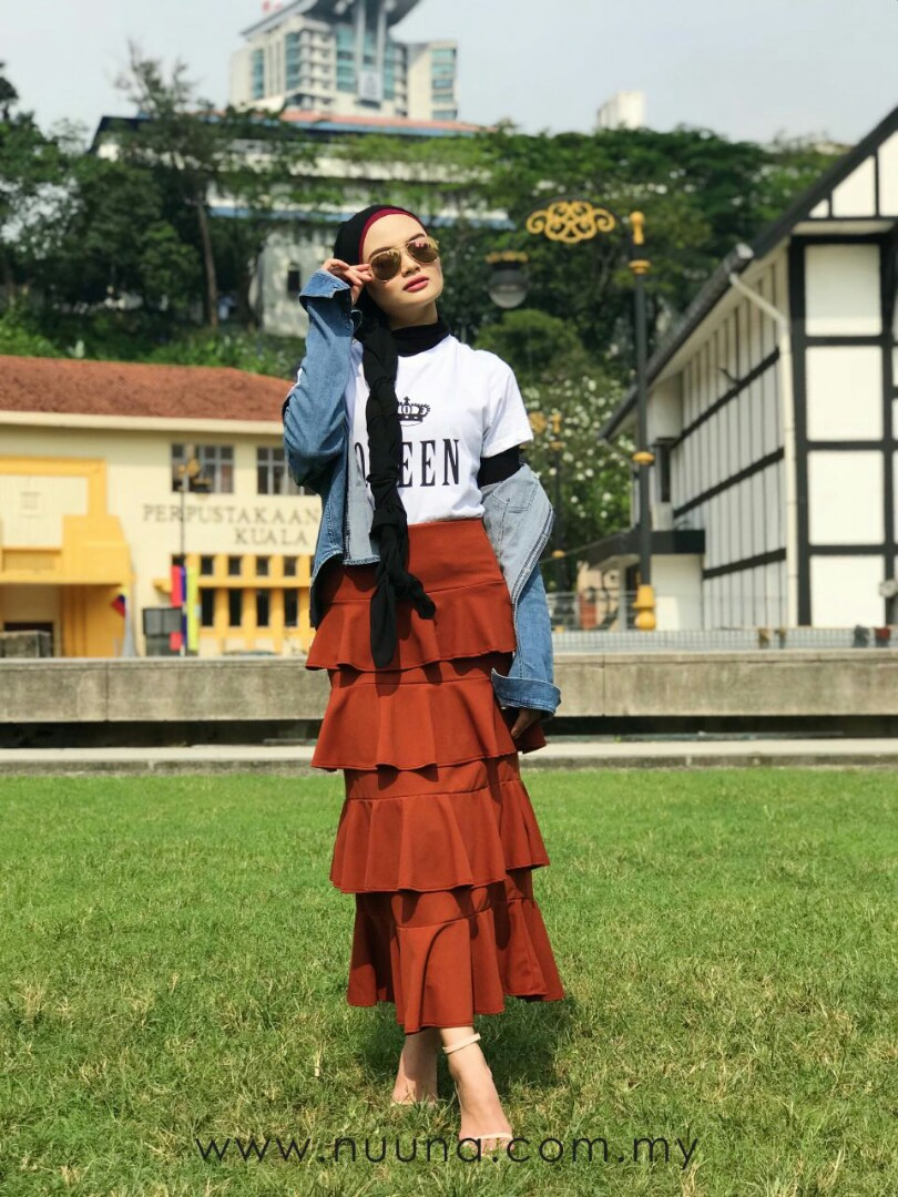 Aurora Long Skirt Warna Hitam Spec Dan Daftar Harga Terbaru Indonesia My Size Rok Kelly Htmkk480 3l Photo