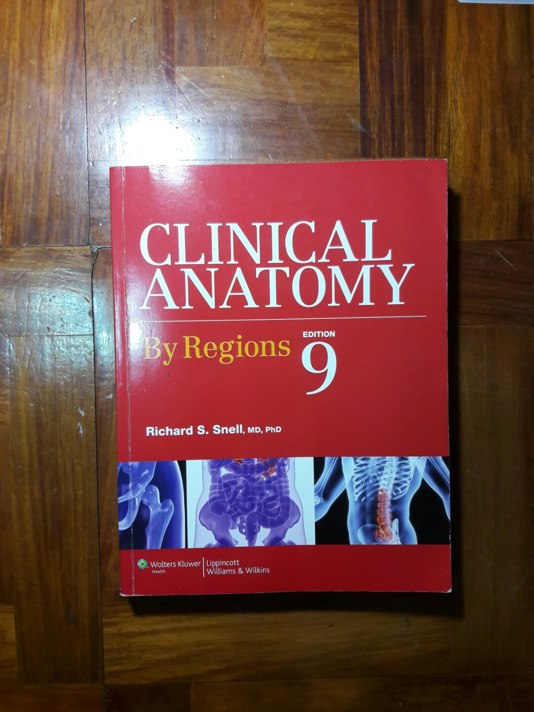 Snell Clinical Anatomy, Textbooks on Carousell