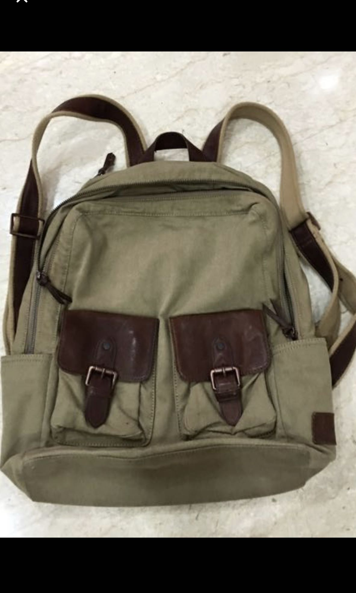 Timberland Earthkeeper Series   Backpack (With Leather details ... 2f101f19d