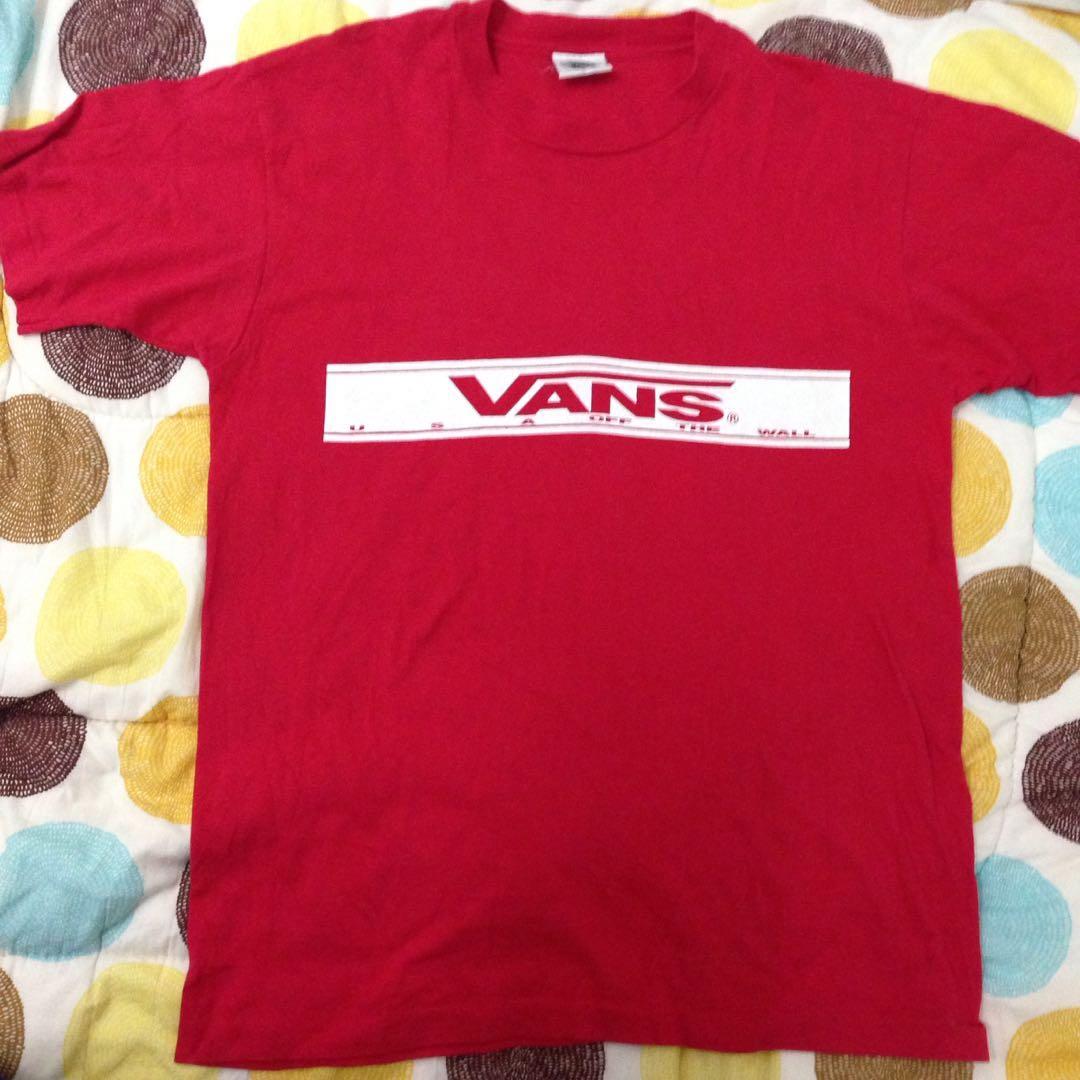 160c1731f1e3 Vintage Vans T Shirt