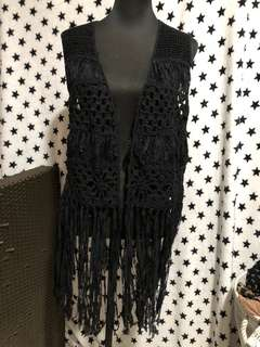 F&F fringe cover up