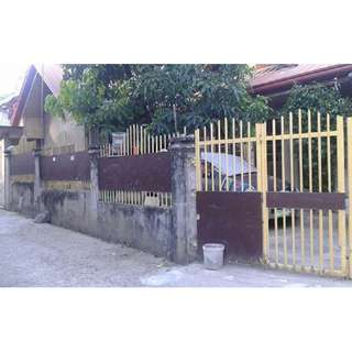House and lot for sale in Basak Pardo