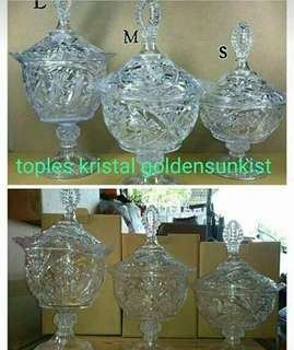 Topless cristal kuncup