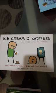 Ice cream and sadness