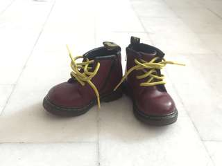 Dr Martens Brooklee B Infant Baby Toddlers Boots