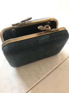 House Of Harlow evening box clutch