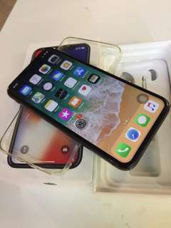 IPHONE X 64GB (SPACEGREY)