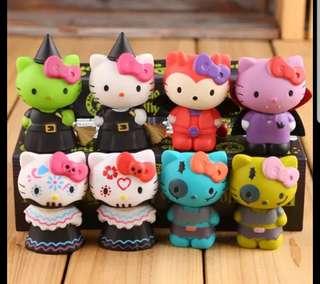 (PO) Hello Kitty Figurines : 40 Years Anniversary Edition