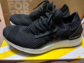 🚚 9.9成新 adidas Ultraboost X 24.5號 黑色