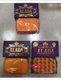 ALADA WHITENING SOAP (read description)