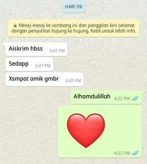 Feedback aiskrim Malaysia