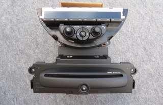 Mini Cooper R55 - R60 OEM Mini Radio CD Boost