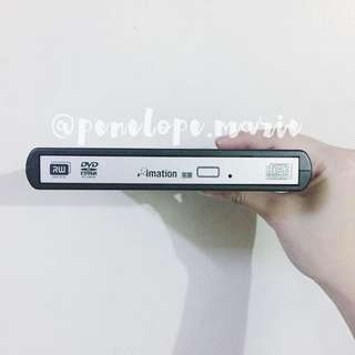 Imation Slim External DVD Recorder 8x (Black) + Free Shipping*
