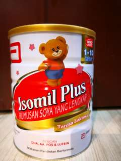Abbott Isomil Plus (1 to 10 years old)