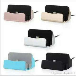Charger Docking Stand Station