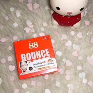 EITY EIGHT Ver 88 Bounce Up Pact Compact Powder SPF 50 PA+++ 12gr