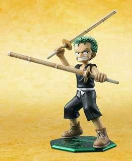 LAST STOCK! Roronoa Zorro, Childhood figure