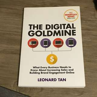 (Marketing DIY) The Digital Goldmine by Leonard Tan