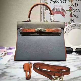 Hermes Kelly Tricolor HIGHQUALITY