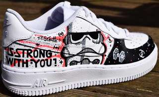 Air Force One X Star Wars