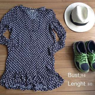 dress katun tunic