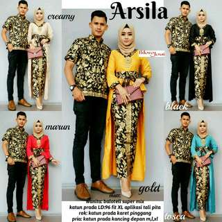 Couple Batik Arsila