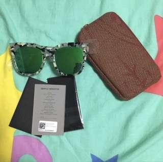 Brand new 100% authentic gentle monster brand new patti sunnies sunglasses