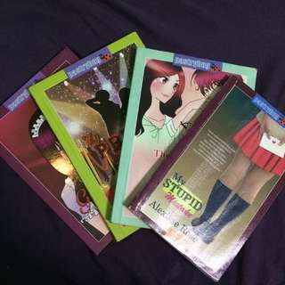 Take all Wattpad Books!