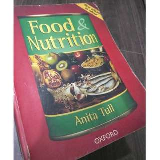 Food & Nutrition Textbook by Oxford